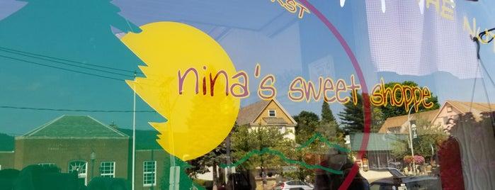 Nina's Sweet Shoppe is one of Lake George 2K19.