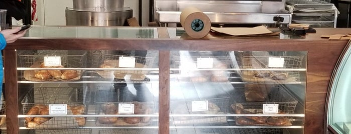 Bo's Bagels is one of Orte, die Brandon gefallen.