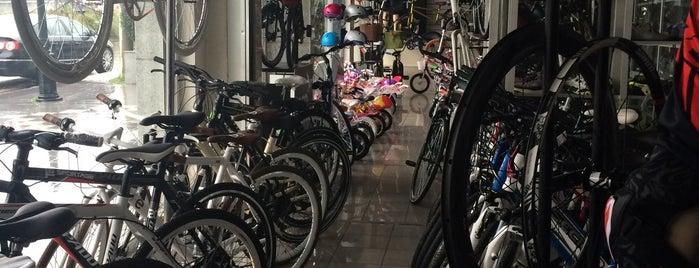 Gatsoulis bikes is one of Posti che sono piaciuti a maria.