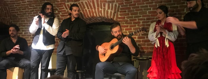 essential Flamenco is one of Madrid.