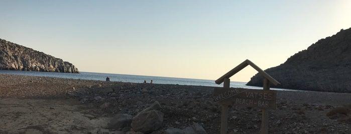 Vatses Beach is one of Lieux sauvegardés par Jimmy.