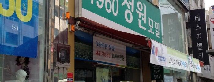 1960 청원모밀 is one of 광주.