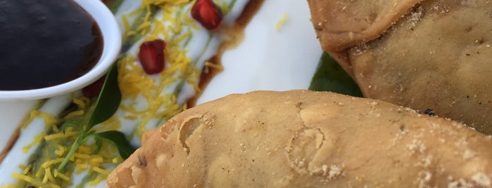 Punjab Grill is one of Lieux qui ont plu à Saud.