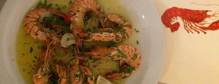 Lobster Bar is one of New London Openings 2015.