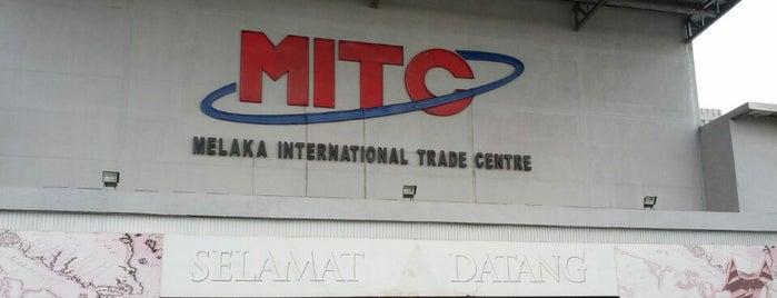 Melaka International Trade Centre (MITC) is one of Go Outdoor, MY #6.