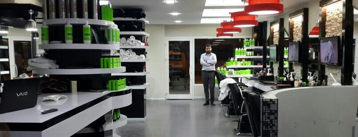 Toni Men Coiffeur is one of Cevatさんのお気に入りスポット.