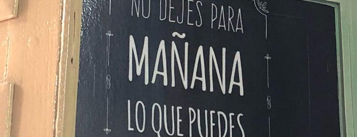 Restaurant Manjar Casero is one of Gespeicherte Orte von Mike.