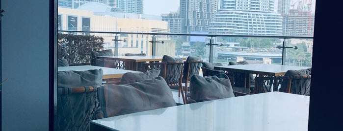Opso is one of Dubai - Breakfast.