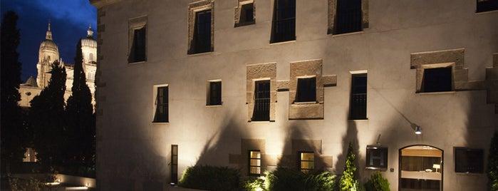 Hotel Palacio de San Esteban is one of Hospes Hotels | Infinite Places.