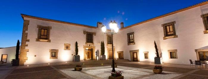 Hotel Hospes Palacio de Arenales & Spa***** is one of Hospes Hotels | Infinite Places.