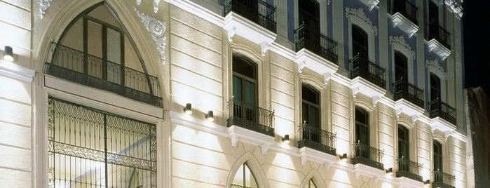 Hotel Hospes Amérigo***** is one of Hospes Hotels | Infinite Places.