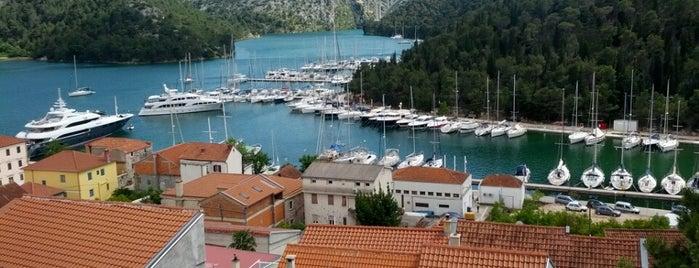 Skradin is one of Croacia.