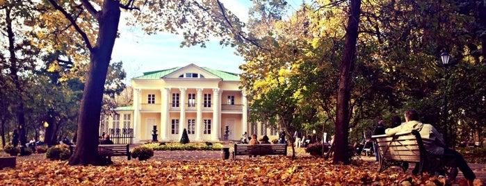 Нескучный сад is one of Москоу.