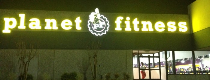 Planet Fitness is one of al's Liked Places.