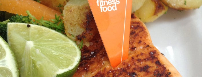 Fitness food is one of Panama2015.