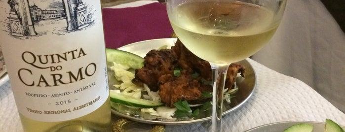 Maharaja Taste Of India is one of Restaurant 2.