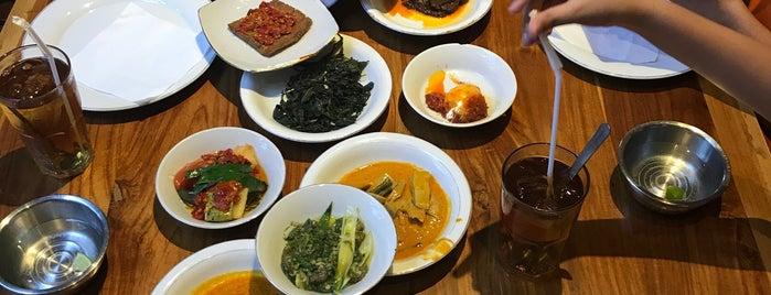 Padang Merdeka is one of Indonesian Fine Dining.