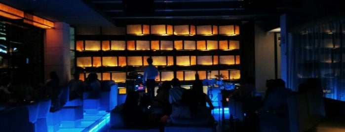 Alei Lounge Club & Tapas Bar is one of สถานที่ที่ JulienF ถูกใจ.