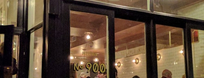 Pizzeria No. 900 is one of JulienFさんのお気に入りスポット.