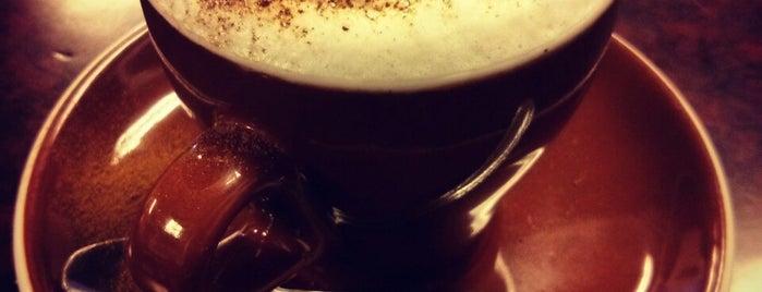 Caffè Italia is one of Lieux qui ont plu à JulienF.