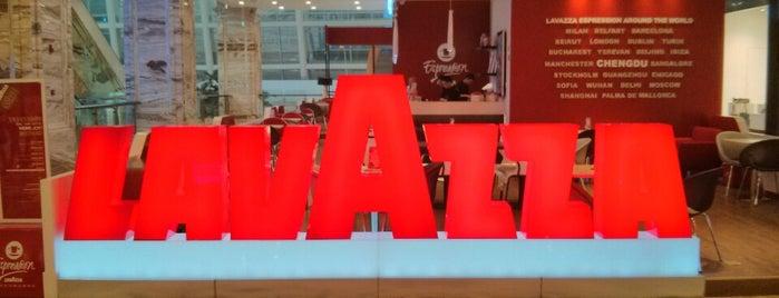 Lavazza is one of Lugares favoritos de JulienF.