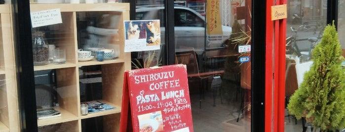シロウズコーヒー 港 is one of JulienFさんのお気に入りスポット.