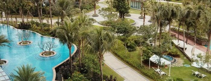 The Westin Sanya Haitang Bay Resort is one of Posti che sono piaciuti a JulienF.