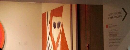 Pavillon Claire et Marc Bourgie is one of MTL galerías.