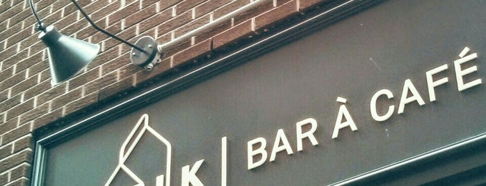 MELK Bar à Café is one of Montréal.