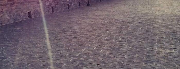 Xi'an City Wall is one of Posti che sono piaciuti a JulienF.