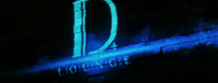 D+ Lounge is one of Lugares favoritos de JulienF.