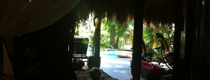Zen Eco Spa is one of Locais curtidos por Karla.