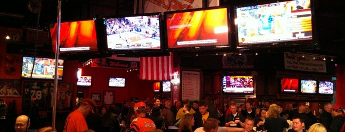 Holy Grail Tavern and Grille is one of Best of Cincinnati.