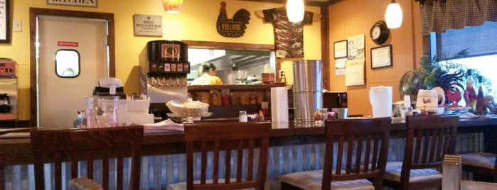 Red Rooster Cafe is one of Places near Coldwater.