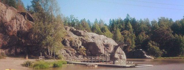 Pikkukosken uimaranta is one of Mai Helsinki.