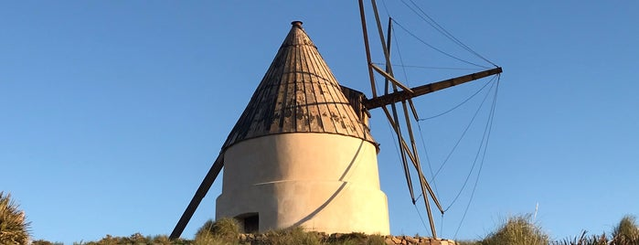 Molino de Los Genoveses is one of Brujita 님이 좋아한 장소.