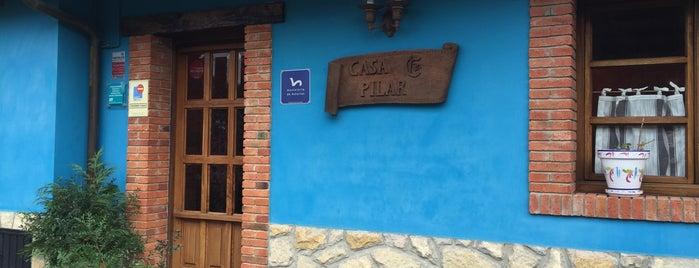 Restaurante Casa Pilar is one of Spain.