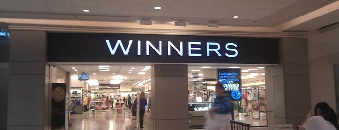 Winners is one of Montreal.
