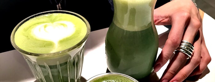 Umami Matcha Café is one of [To-do] Paris.