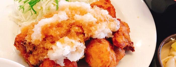 まんぷく食堂 is one of Locais curtidos por MK.