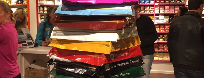 Ritter Sport Bunte Schokowelt is one of Berlino.