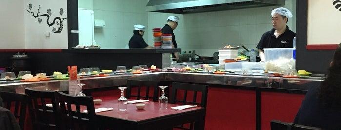 Restaurante Japones Tokyo is one of Sushi Restaurants.