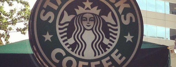 Starbucks is one of Locais salvos de Kal.