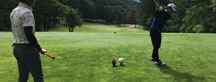 蓼科東急ゴルフコース is one of 東急リゾートタウン蓼科は盛り沢山.