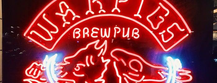 Warpigs is one of Beer / Ratebeer's Top 100 Brewers [2017].