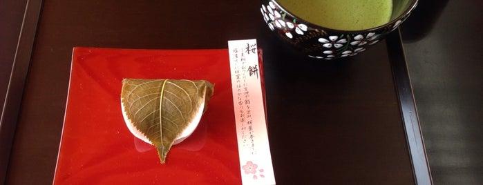 Toraya Karyo is one of 和菓子.