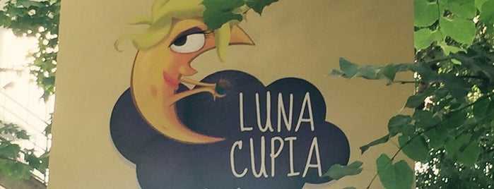 Luna Cupia is one of Locais salvos de Umut.