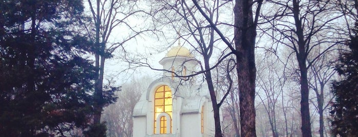 Парк Воинов-интернационалистов is one of Trip to hometown.