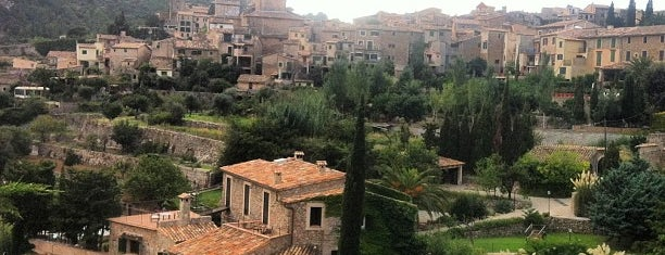 Valldemossa is one of Mallorca.