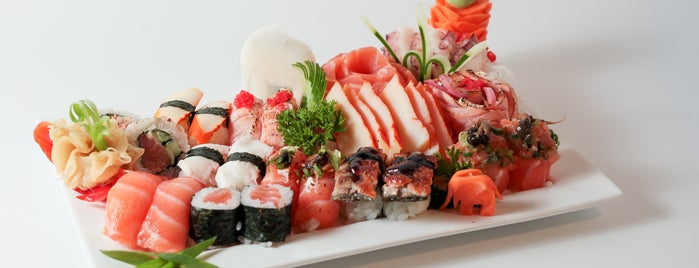Oshi Sushi is one of Sushi in Porto Alegre.